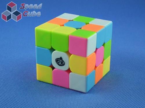 MoYu 3x3x3 Cong's Design MeiYing Kolorowa PiNK