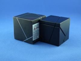 Funs Lim Ghost Cube 2x2 Black Body Black Stickers