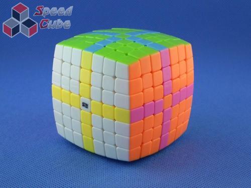 MoYu AoFu 7x7x7 Kolorowa PiNK