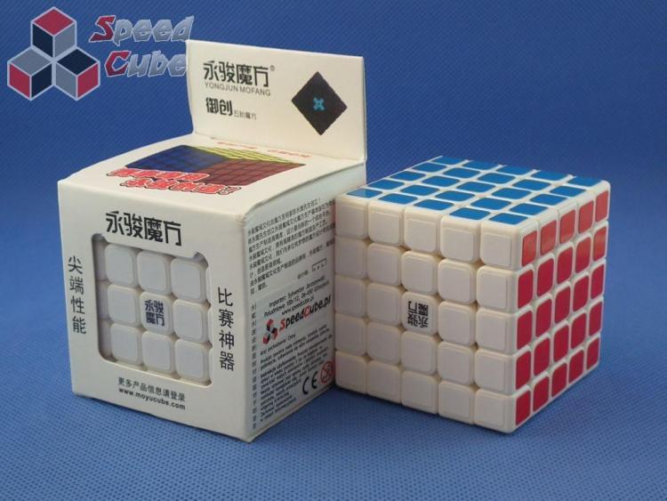 MoYu Yj YuChuang 5x5x5 Biała