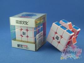 MoYu WeiLong GTS 3x3x3 Różowa