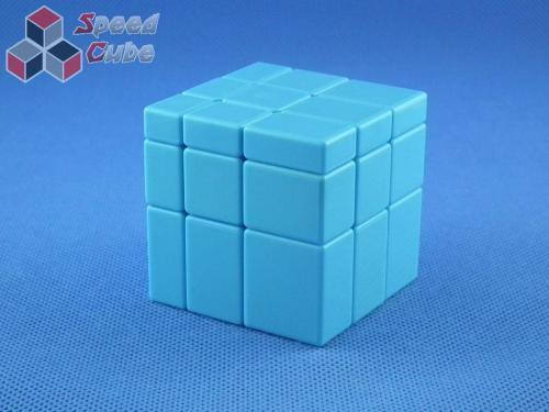 Cube Style Mirror 3x3x3 Blue