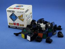 Części ShengShou 4x4x4 v5 Czarna