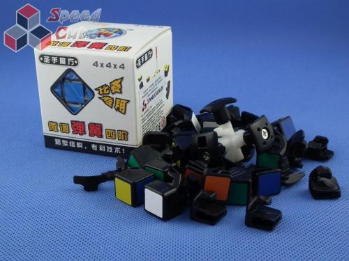 Cześci ShengShou 4x4x4 v5 Czarna