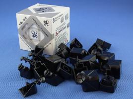 Części DaYan 4 LunHui 3x3x3 Czarna