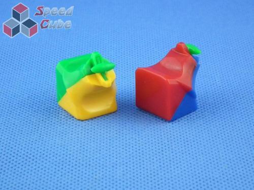 Części DaYan 5 ZhanChi 3x3x3 Kolorowa 57 mm