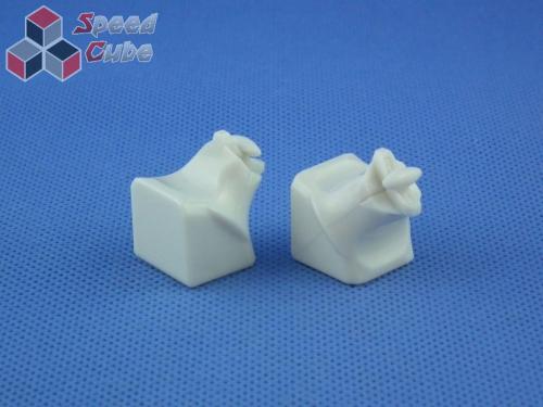 Części DaYan 5 ZhanChi 3x3x3 Biała 57 mm