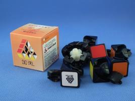 Części WitEden Type C WitTwo v1 2x2x2 Czarna