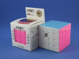 YongJun YuSu R 4x4x4 Kolorowa PiNK