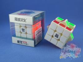 MoYu WeiLong GTS 3x3x3 Kremowa