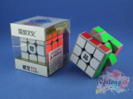 MoYu WeiLong GTS 3x3x3 Szara