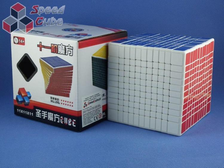 ShengShou 11x11x11 Biała
