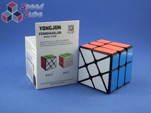 MoYu Crazy FengHuoLun Czarna v2