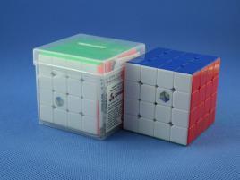 ZhiSheng YuXin Blue Unicorn 4x4x4 Kolorowa