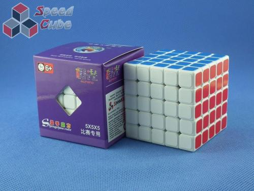 ShengShou 5x5x5 Aurora Biała