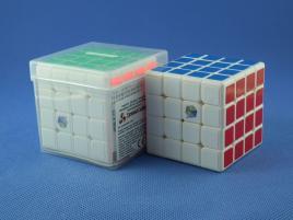 ZhiSheng YuXin Blue Unicorn 4x4x4 Biała