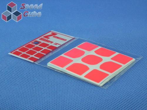 Naklejki 3x3x3 Z-Stickers WeiLong GTS Z-Bright