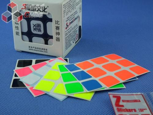Naklejki 3x3x3 Z-Stickers AoLong Full Bright
