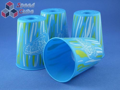 Kubki YuXin v2 Double color Niebieskie