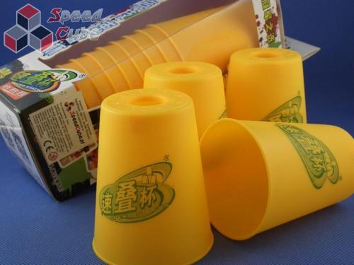 Kubki YuXin Flying Cups V2 Żółte