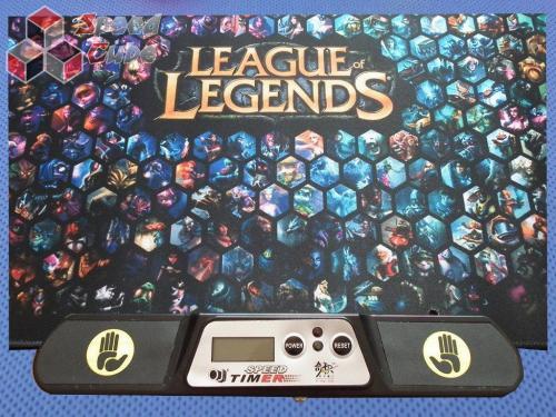 Legague of Legends StacksMat