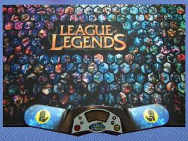 League of Legends StacksMat