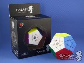 MoFangGe Megaminx GalaXy Concave Kolorowa