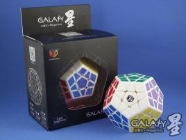 MoFangGe Megaminx GalaXy Plane Biała