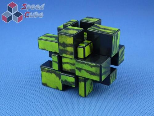 Cube Style Mirror 3x3x3 Black - Watermelon