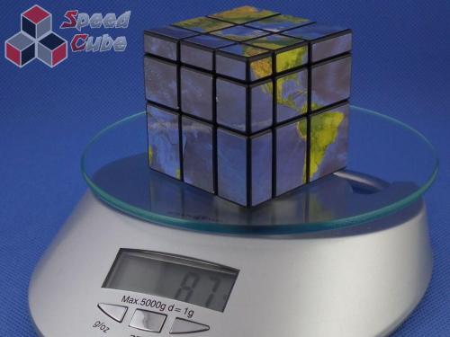 Cube Style Mirror 3x3x3 Black - GloBus
