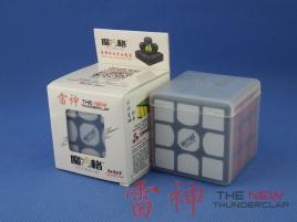MoFangGe QiYi Thunder Clap v2 3x3x3 Czarna