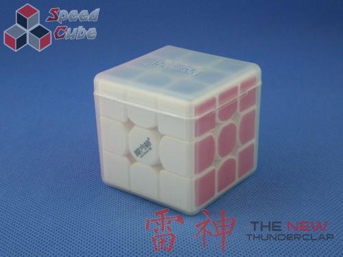 MoFangGe QiYi Thunder Clap v2 3x3x3 Biała