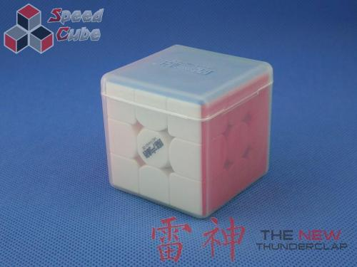 MoFangGe QiYi Thunder Clap v2 3x3x3 Kolorowa