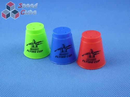Kubki HeShu MIni Speed Flying Cups Niebieskie
