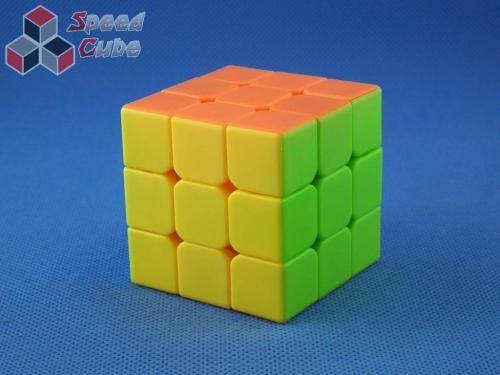 FanXin 3x3x3 Lingshuang Kolorowa PiNK
