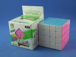 FanXin Linghan 4x4x4 Kolorowa PiNK