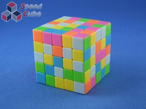 FanXin 5x5x5 Lingbing Kolorowa PiNK