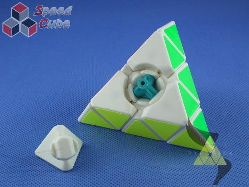 MoYu Magnetic Pyraminx Biała