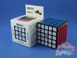 MoYu WeiChuang GTS 5x5x5 Czarna