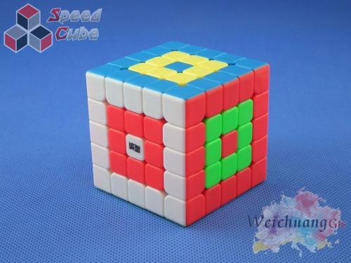 MoYu WeiChuang GTS 5x5x5 Kolorowa