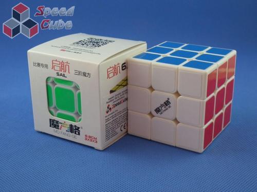 MoFangGe QiYi QiHang 3x3x3 68 mm Biała
