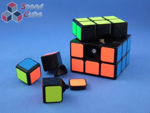 ShengShou Legend 3x3x3 70 mm Czarna