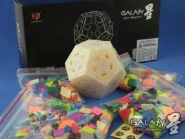 MoFangGe Megaminx GalaXy Luxurious set