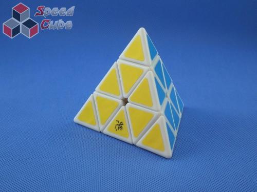 DaYan Pyraminx v2 Biała