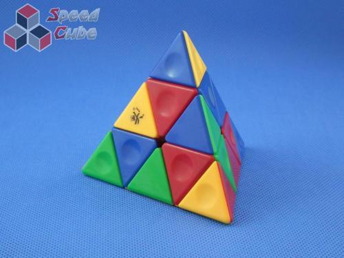 DaYan Pyraminx v2 Kolorowa