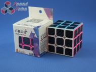 FangGe 3x3x3 PiNK- CarBon stickers