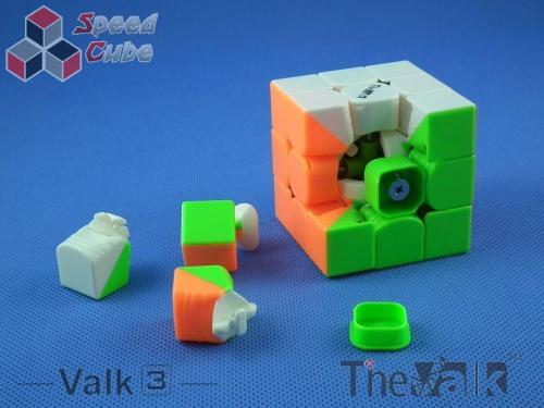 MofangGe QiYi The Valk 3 3x3x3 Kolorowa