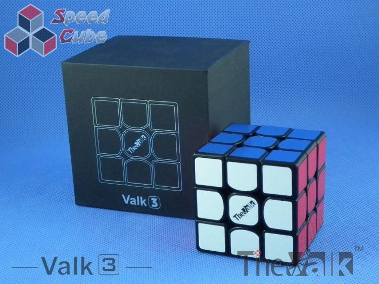 MofangGe QiYi The Valk 3 3x3x3 Czarna