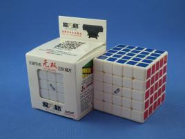 MoFangGe QiYi 5x5x5 WuShuang Biała