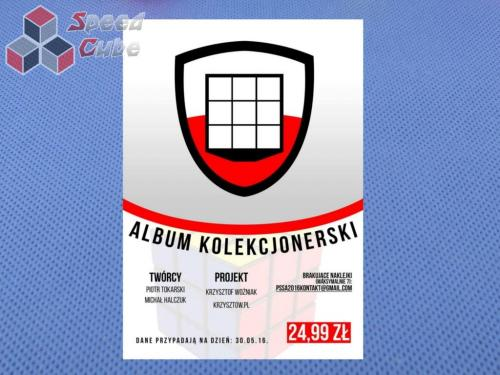 Polish Speedcubing Sticker Album
